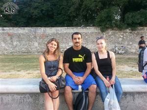 2013 ITALYA TREINIYA ANTRENÖRLÜK GELİŞİM KAMPINA HASAN KAVAK KATILMIŞTIR.11.22 07 .2013 TARIHLERİ ARASINDA DUZENLENMISTIR