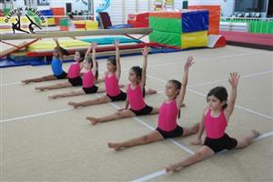Cimnastik Alt Yapı Grupları