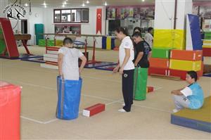 kilo sorunu olan öğrencilere  8.9.10.11.12.yaş özel antrenmanlar başlamıştır